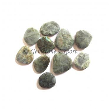 Labradorite Unshaped Palm Stone