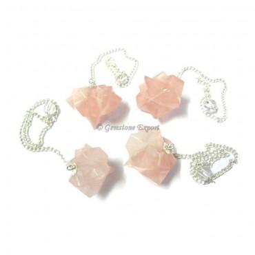 Rose Flower Pendulums