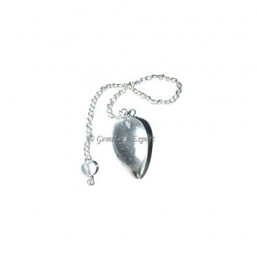 Crystal Quartz Drop Pendulum