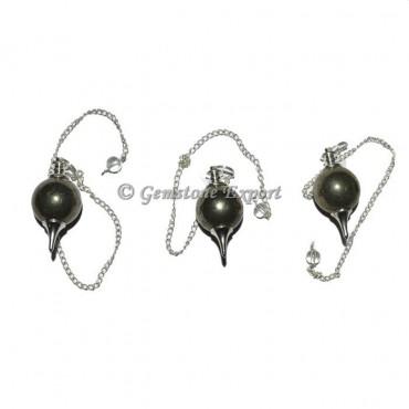 Pyrite Ball Pendulums