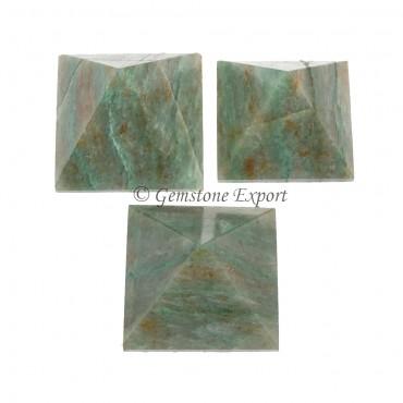 Green Aventruine  Pyramids