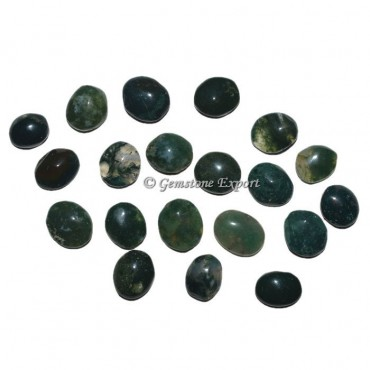 Moss Agate Ring Stones