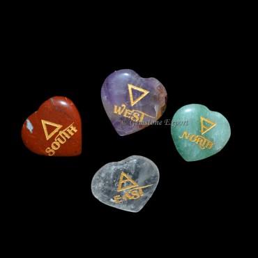Reiki Hearts Element Set