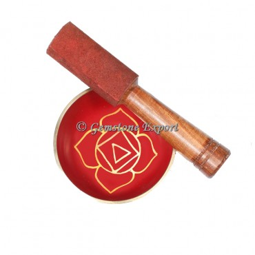 Root Chakra Singing Bowl