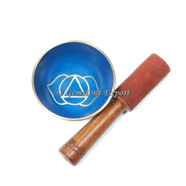 3rd Eye Chakra Singing Bowl