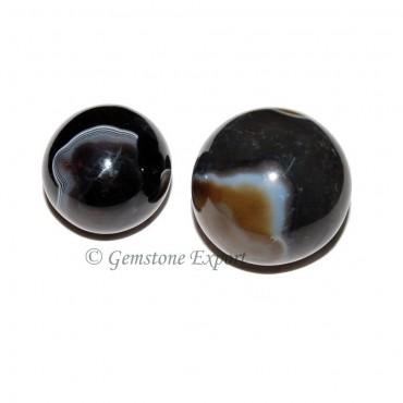 Black Onyx Spheres