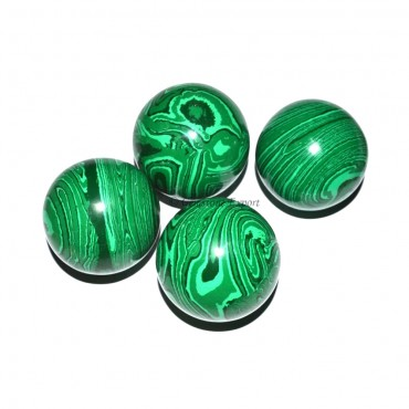 Syntactic Malachite Spheres