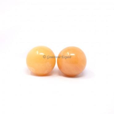 Yellow Aventurine Spheres