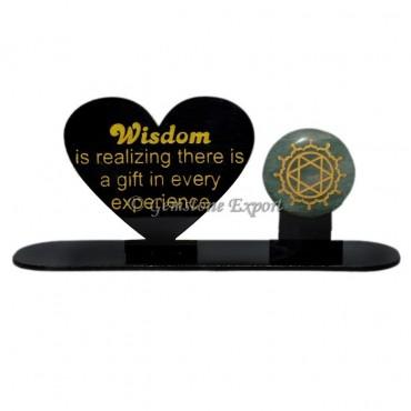 Wisdom Decoration Stone