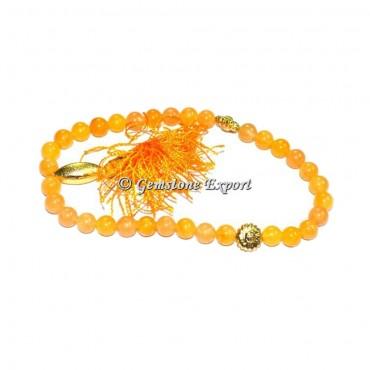 Yellow Aventurine 33 Beads Tasbih