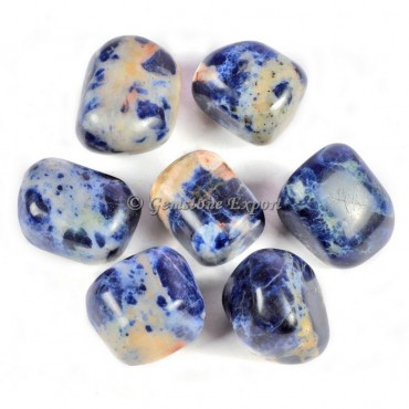 Sodalite Tumbled Stones