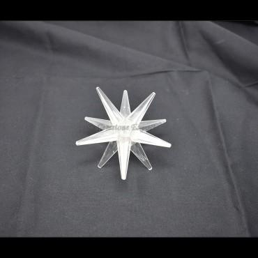 Crystal Quartz 12 Point Big Star