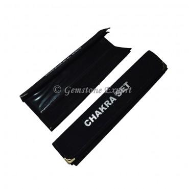 Black Velvet Bag for Chakra stone