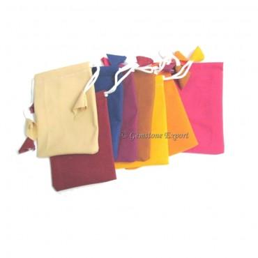 Multi Color Gift Pouches