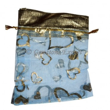 Transparent Packing Gift Pouch
