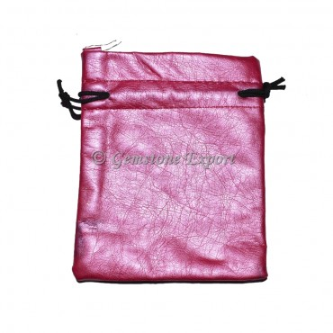 Pink Pouch for Gift