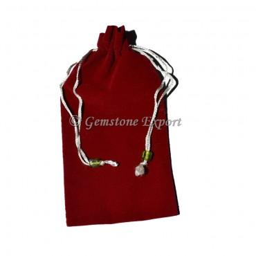 Red velvet Gift Pouch