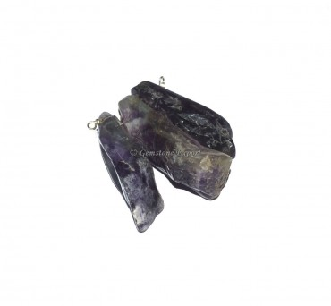 Amethyst Natural Stone Pendants