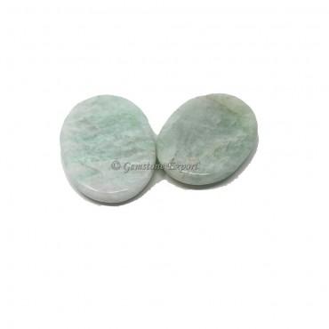 Amazonite Worry Stone